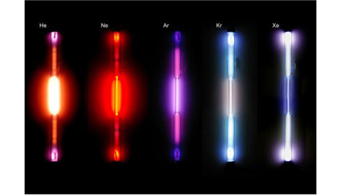 Image_گازهای نجیب از ساخت لامپ تا پیشرانه فضایی